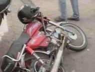 Motorcyclist killed in Dera Ismail Khan