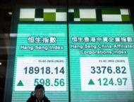 Hong Kong stocks rally at start of week 20 August 2018