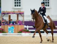 S. Korea loses bid for 6th straight gold in team dressage
