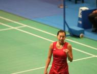China too powerful for Maldives at Asian Games women's badminton