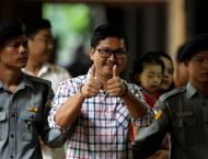 Verdict in case against Myanmar Reuters journalists due next week ..