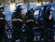 Catalan Police Say Consider Attack on Police Station Terrorist At ..
