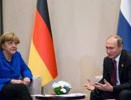 Putin Briefed Merkel on Russias Efforts in Helping Syrian Refugee ..