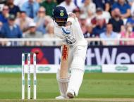 India 194-2 against England in 3rd Test