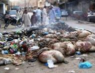 Faisalabad Waste Management Company chalks out cleanliness plan f ..