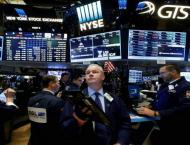 Wall Street stocks mostly up ahead of US-China talks