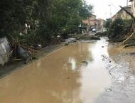 Five dead in flash flood in Italy's Calabria region