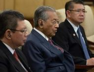 Malaysian Prime Minister Mahathir Mohamad to scrap China-backed $ ..