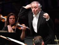 Russia's Mariinsky Orchestra Led by Gergiev Begins European Tour  ..