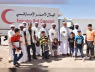 ERC distributes sacrificial meat for Syrian refugees in Jordan