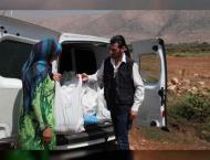 MBRHC distributes sacrificial meat in Lebanon