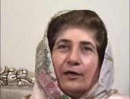 Woman in top management position in UAE govt returns Pakistan