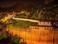 Police arrest 10 migrants who stormed Spain-Morocco border