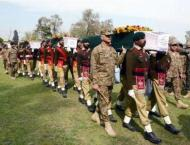Actors, cricketers rally around Pak Army for Defence and Martyrs  ..