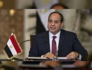 Egyptian president starts tour of Bahrain, China, Uzbekistan