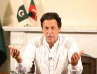PM Imran meets TV anchors, requests not to criticize till 3 month ..