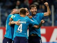 Russian leaders Zenit face tough test at Spartak
