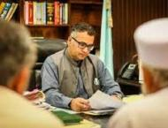 Deputy Commissioner Kohat holds open katchery