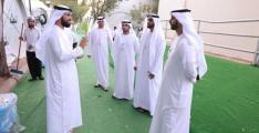 بعثة الحج الرسمية لحكومة دبي تتأكد من جاهزية الخيام ومستلزماتها ..