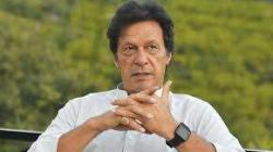 انتخاب عمران أحمد خان نیازي رئیس الوزراء لباکستان الجمہوریة ..