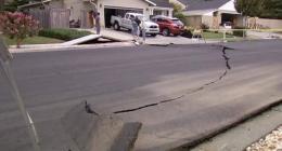 الزلزال في کوستاریکا و باناما في الولایات المتحدة