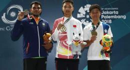 Chinese hotshot Yang bags second Asian Games medal