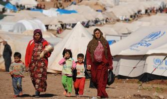 Saudi Arabia, UNHCR sign agreement to assist displaced in Syria