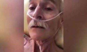 Elderly German man converts to Islam on deathbed