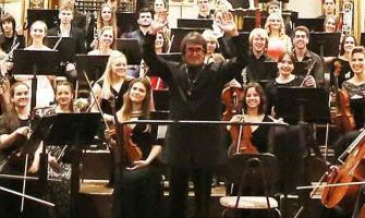 All-Russian Youth Symphony Orchestra to Perform in Asia for First ..