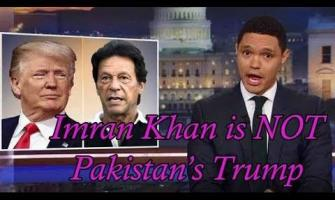 Imran Khan is NOT Pakistan's Trump: Junaid Akram hits back at Tre ..