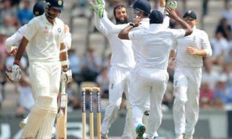 England v India teams