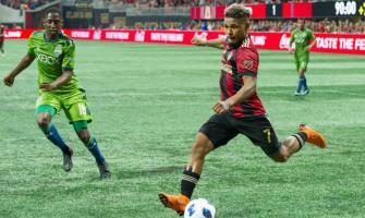 Atlanta's Martinez matches MLS single-season scoring record