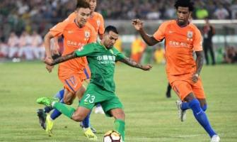 Chinese Super League down to wire in 'fierce battle'