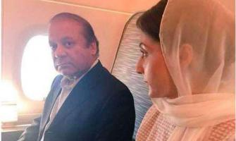 Nawaz Sharif, Maryam Nawaz's names put on ECL