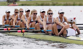 China's female rowers book fastest times in Asian Games rowing qu ..