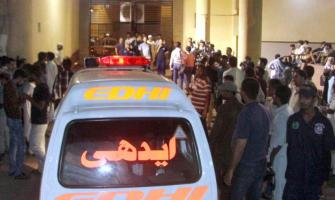 Man killed,two injured in Faisalabad