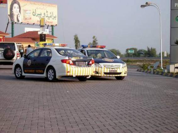 National Highways And Motorway Police Reunites Seven Years