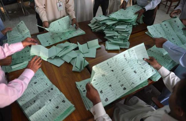 Votes recounting continues in constituencies