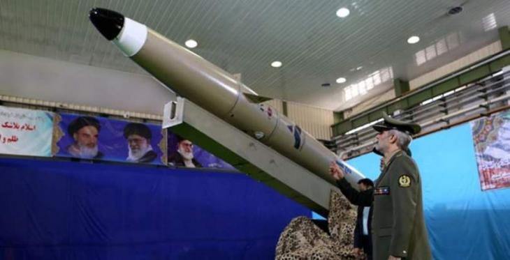 Iran Unveils Next Generation Missile: Media - UrduPoint