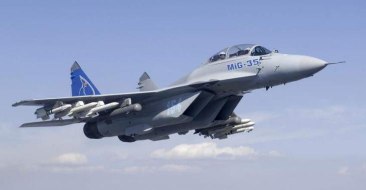 Russian MiG Corporation, Military To Sign Contract On MiG-35