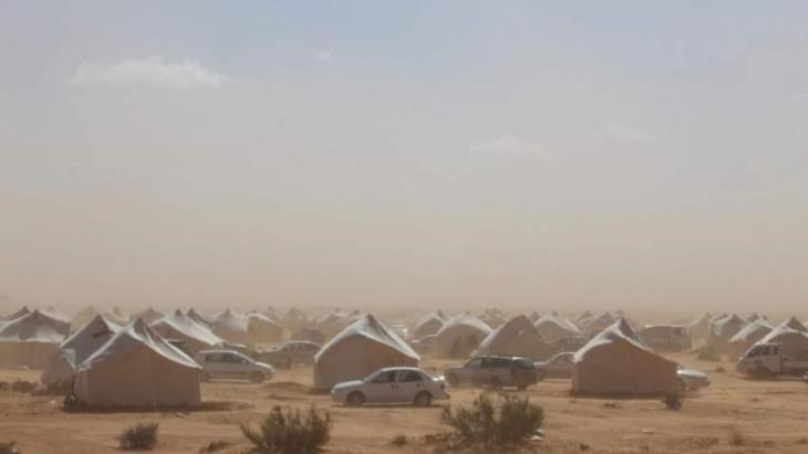 UN Human Rights Office Calls on Libya's GNA to Protect Displaced Residents of Tawergha