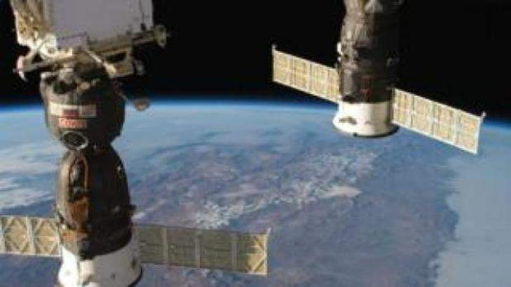 Situation on space station under control, cosmonauts fixing problem with air leak
