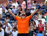 Del Potro beats Isner, ends American hopes to reach third US Open ..