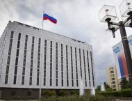 Russian Embassy in US Workload Increased 1.5 Times After Consulat ..