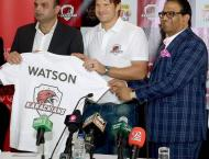 Watson keen on making a big impression for Karachians
