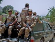Levies force recovers body in Chaghi