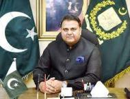 Govt to import 100,000 tons urea:Chaudhary Fawad Hussain