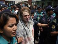 Thousands demand Bangladesh opposition leader's release