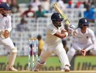 England v India 5th Test scoreboard