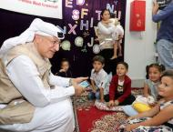 DIHAD offers ray of hope to Syrian children at 'Mrajeeb Al Fhoo ..